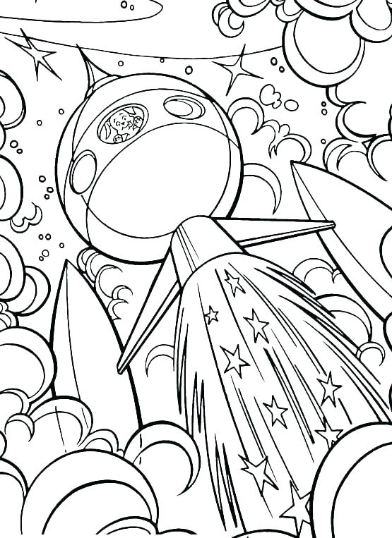 555x763 Space Coloring Pages Space Coloring Pages For Adults Space