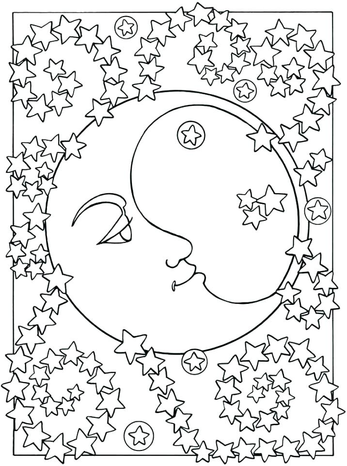 716x960 Coloring Pages For Adults To Print