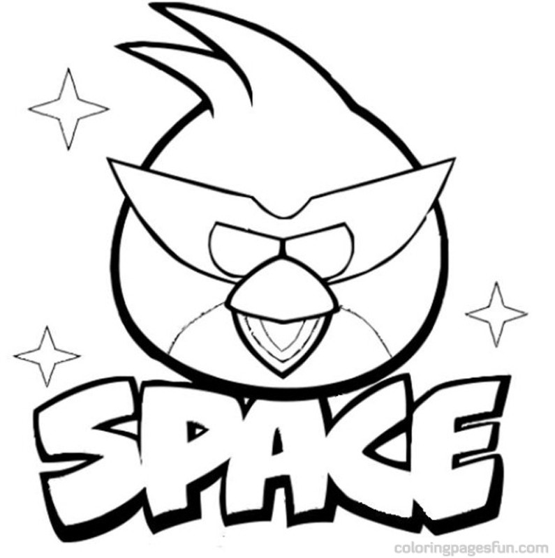 795x800 Angry Birds Space Coloring Pages Online Coloring Pages