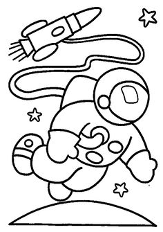 236x335 Mars Rover Coloring Page Astronomy