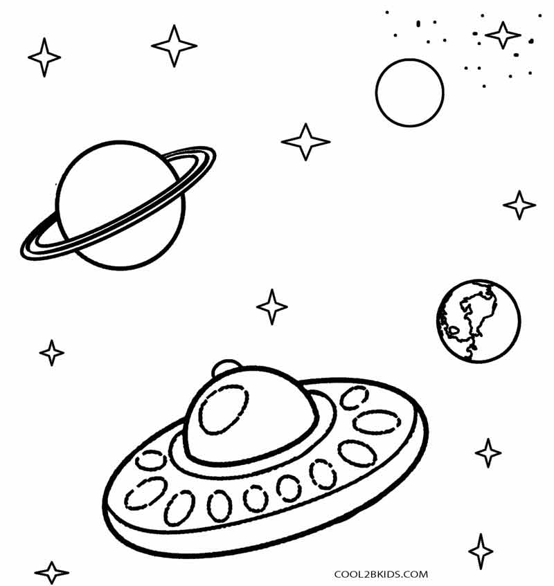 800x847 Printable Planet Coloring Pages For Kids