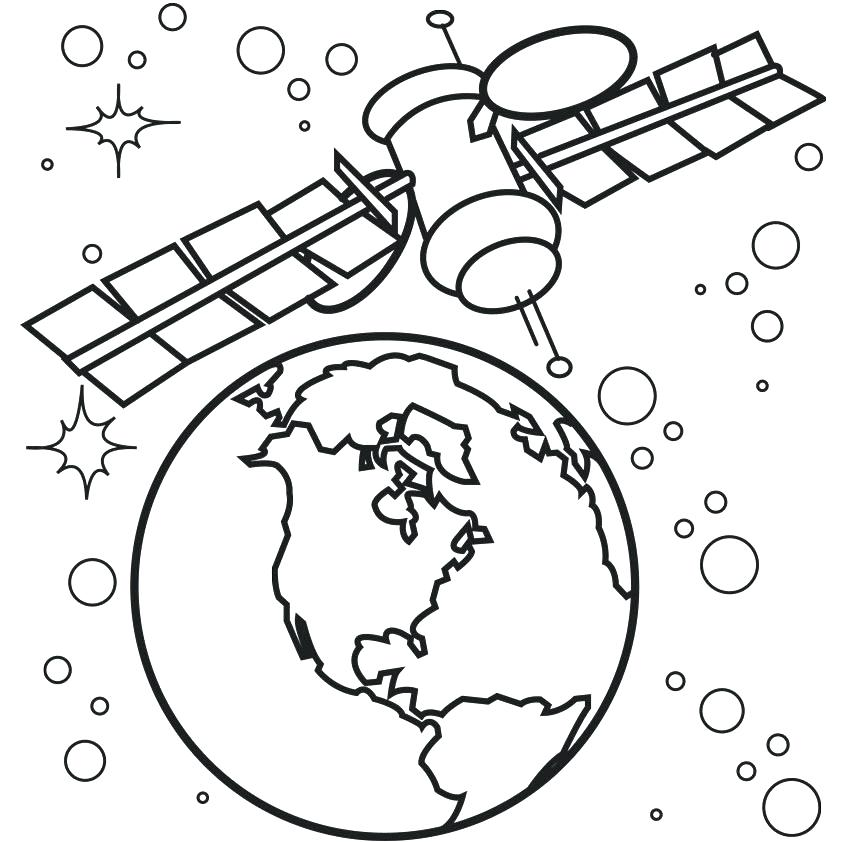 842x842 Space Coloring Pages Minimalist Outer Space Coloring Pages Free