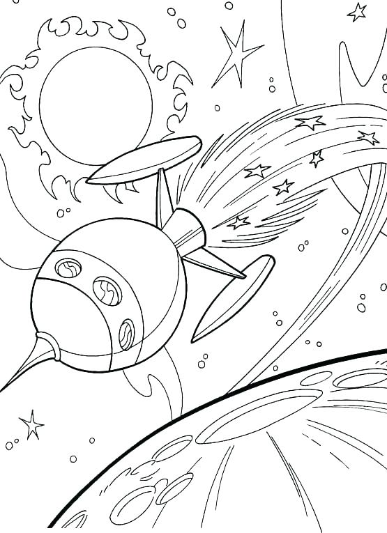 555x765 Coloring Pages Space Space Coloring Pages Space Coloring Page