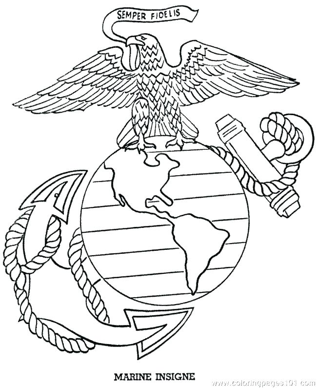 650x795 Marine Coloring Page Interesting Marines Coloring Pages New Marine