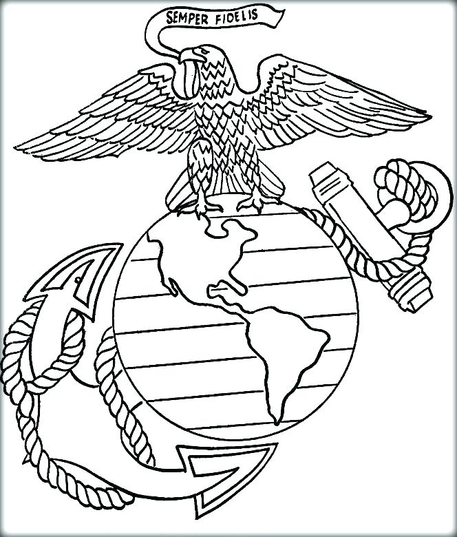 664x780 Space Marine Coloring Pages