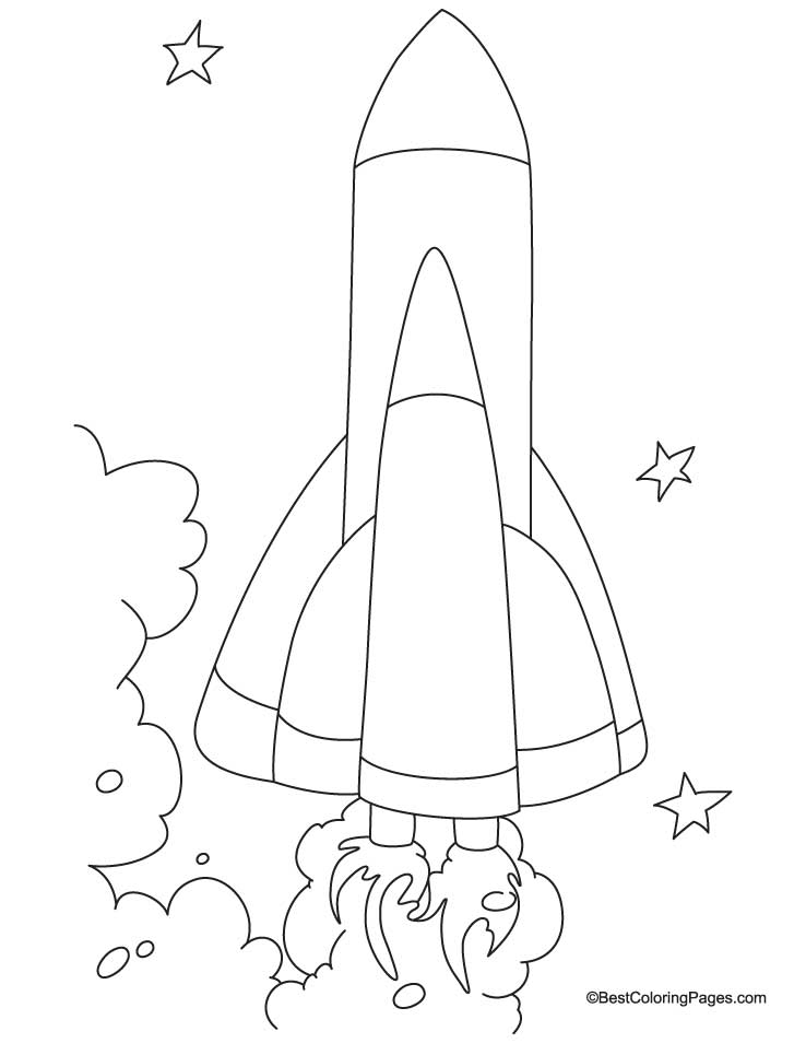 738x954 Spacecraft Coloring Page Download Free Spacecraft Coloring