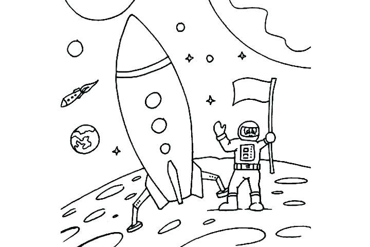 720x480 Crayola Astronaut Coloring Page Crayola Astronaut Coloring Page