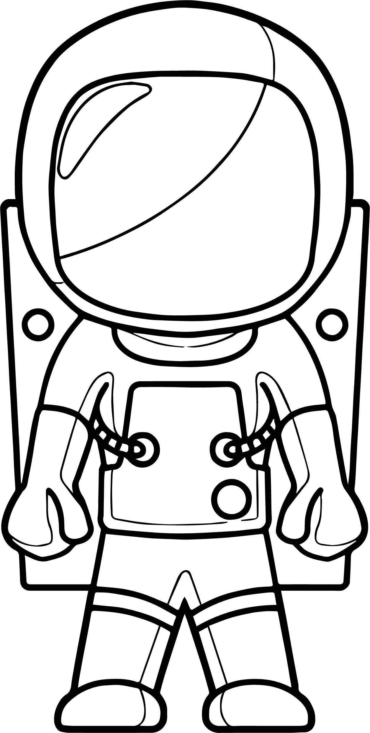 1254x2478 Great Astronaut Coloring Page Colouring To Sweet Closed Astronaut