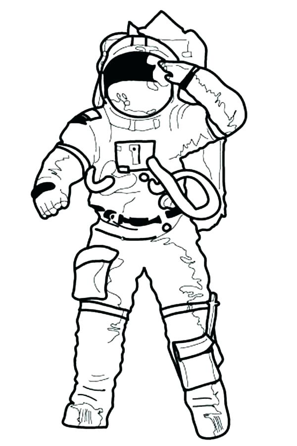 600x900 Astronaut Coloring Page Astronaut Coloring Pages Astronaut