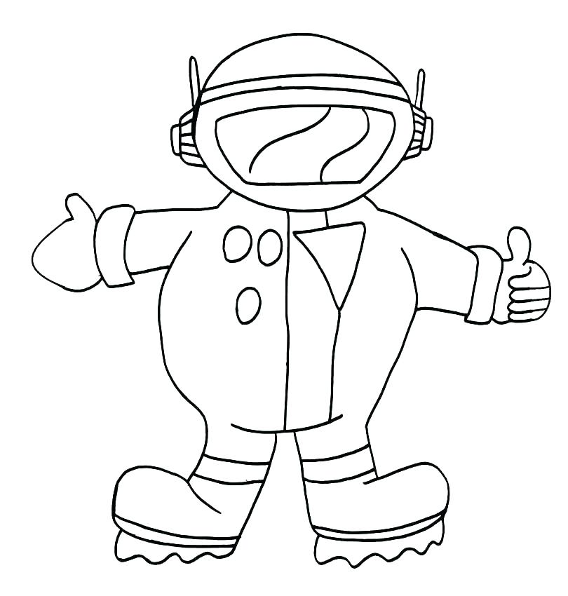 810x850 Astronaut Coloring Page Space Alien And Monkey Astronaut Spaceman