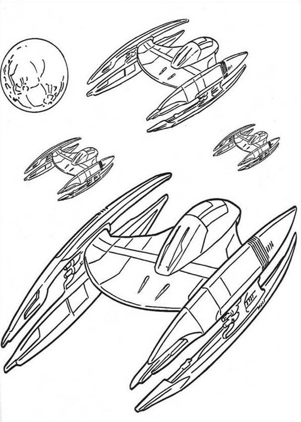 600x840 Star Wars Spaceship Coloring Pages Aaa Spaceship