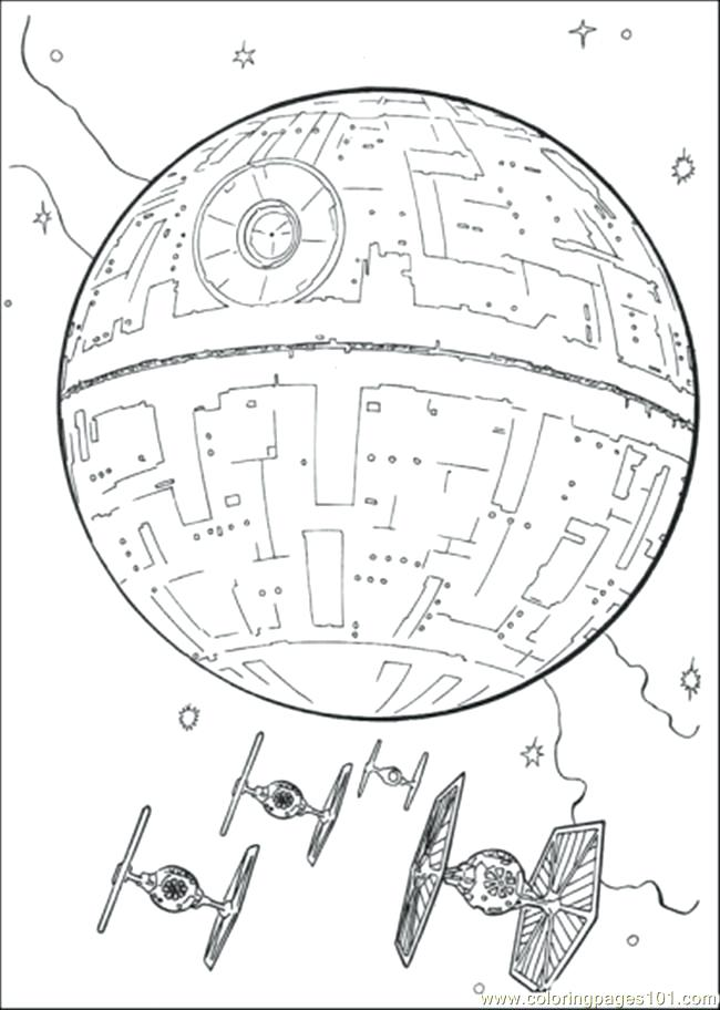 650x912 The Spaceship Coloring Page Free Star Wars Coloring Pages
