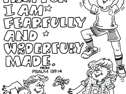 440x330 Spanish Bible Coloring Pages Faith Coloring Page To Print I Will