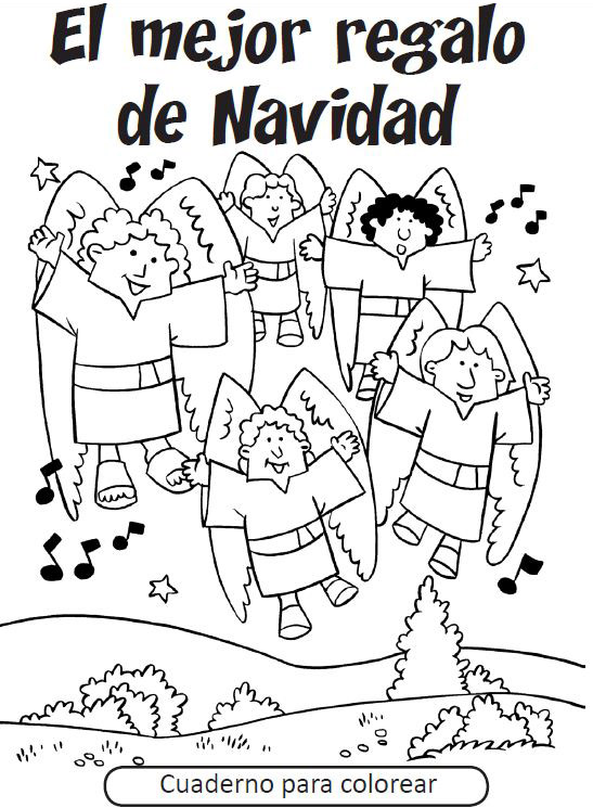 547x745 Spanish Coloring Pages