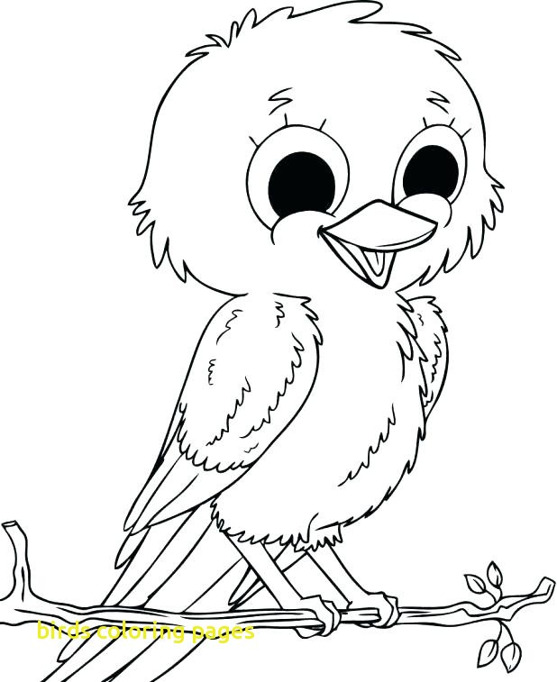618x757 Birds Coloring Pages With Sparrow Coloring Page Baby Sparrow Birds