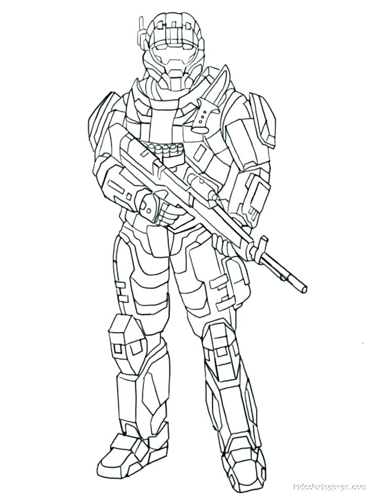 736x981 Halo Reach Coloring Pages Awesome Halo Coloring Pages For Halo