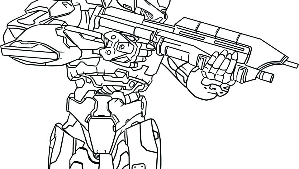 960x544 Halo Spartan Coloring Pages Halo Coloring Page Coloring Halo
