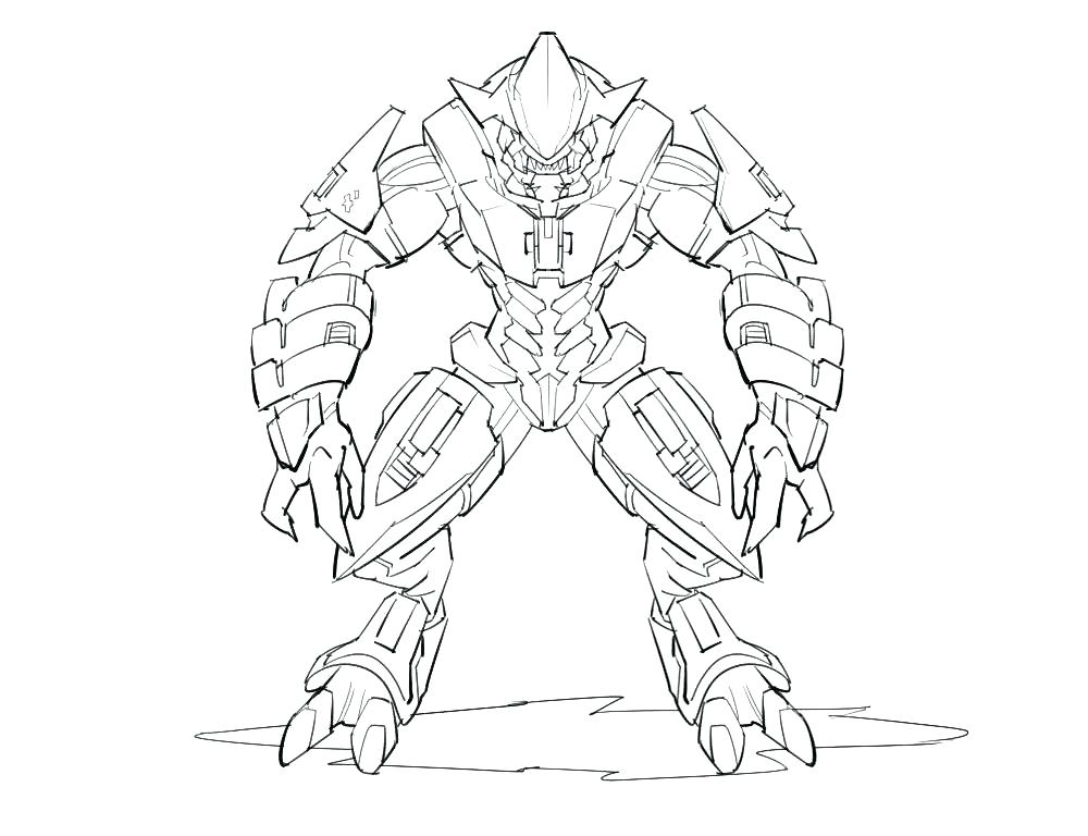 1000x768 Spartan Coloring Pages Halo Spartan Coloring Pages Stock Spartan