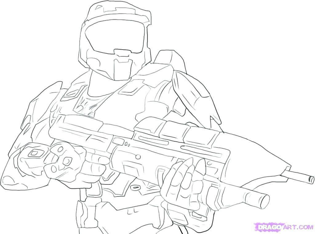 1024x760 Spartan Coloring Pages Halo Coloring Book Carter Helmet Halo