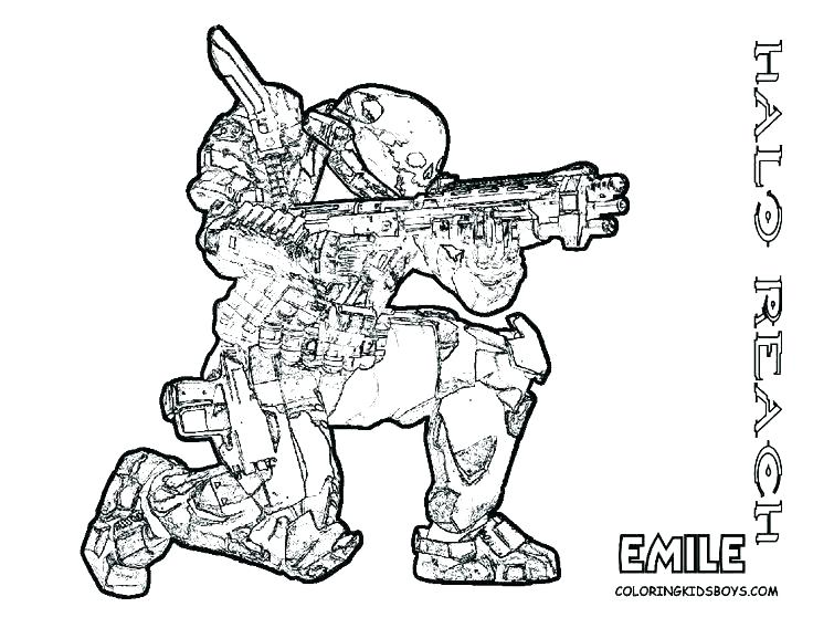 736x568 Spartan Coloring Pages Halo Coloring Pages Halo Hero Halo