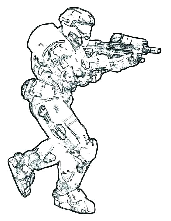 550x711 Spartan Coloring Pages Halo Coloring Book Spartan Coloring Pages