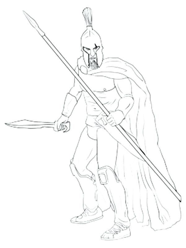 600x800 Spartan Coloring Pages Halo Reach Coloring Pages Halo Reach