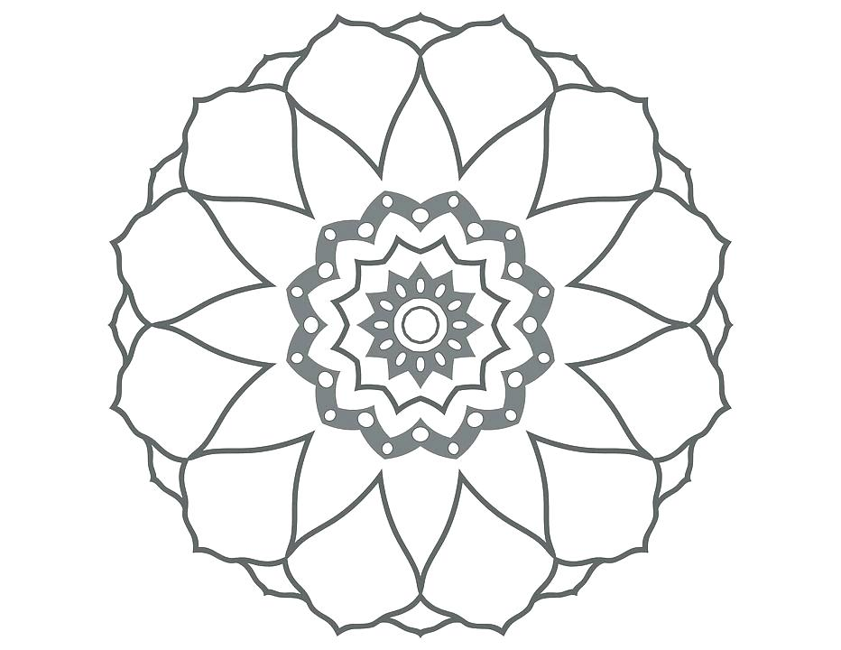 932x720 Parts Of A Flower Coloring Page Parts Of Speech Coloring Page