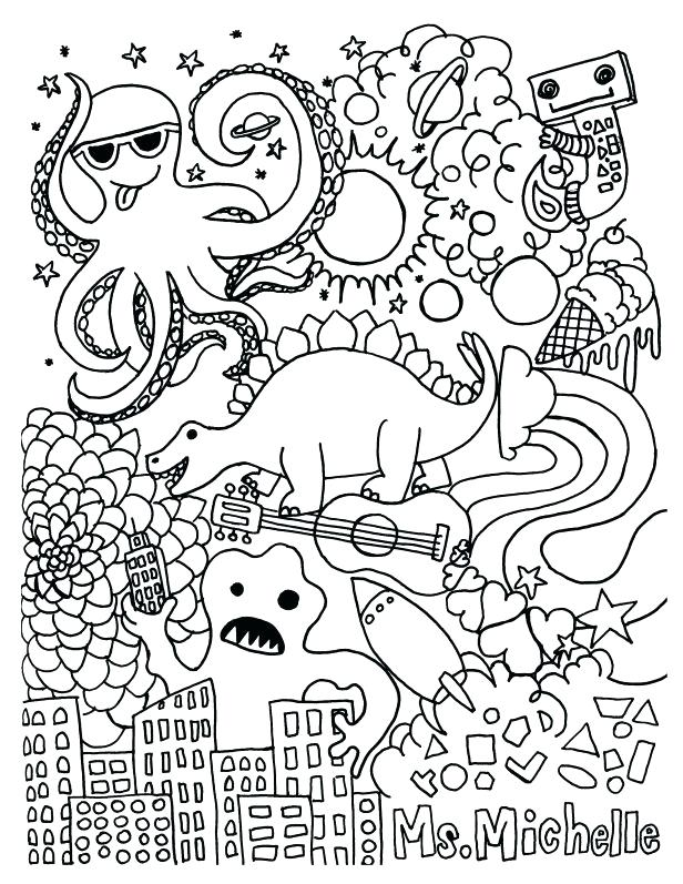 616x797 Grade Coloring Pages Math Color Sheets Pictures Color