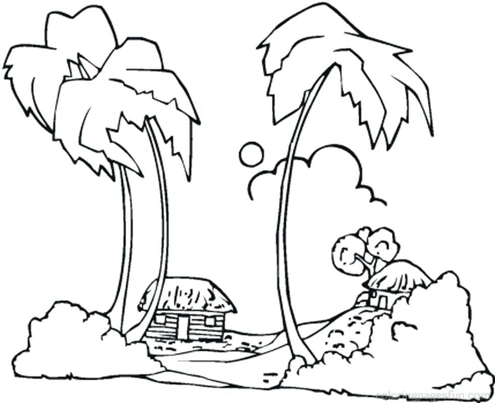 981x800 Free Pages Of Beach Ball Printable Beach Ball Colouring Pages