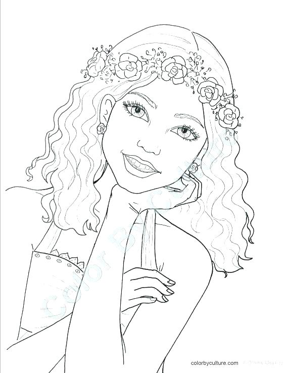 570x738 Spider Woman Coloring Pages Spider Woman