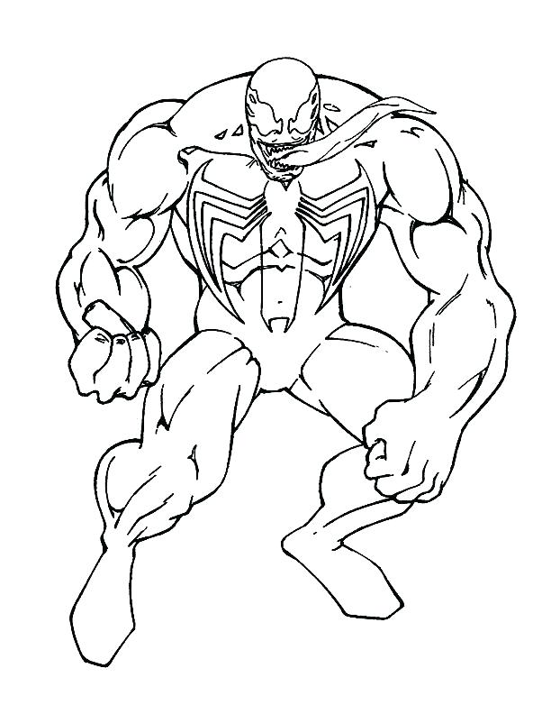 612x792 Spiderman Coloring Pages Free Spider Man Coloring Pages Kids
