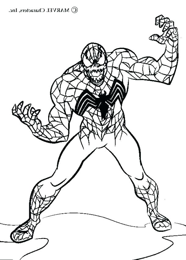 610x850 Spiderman Coloring Pages For Preschoolers Coloring Pages Spider