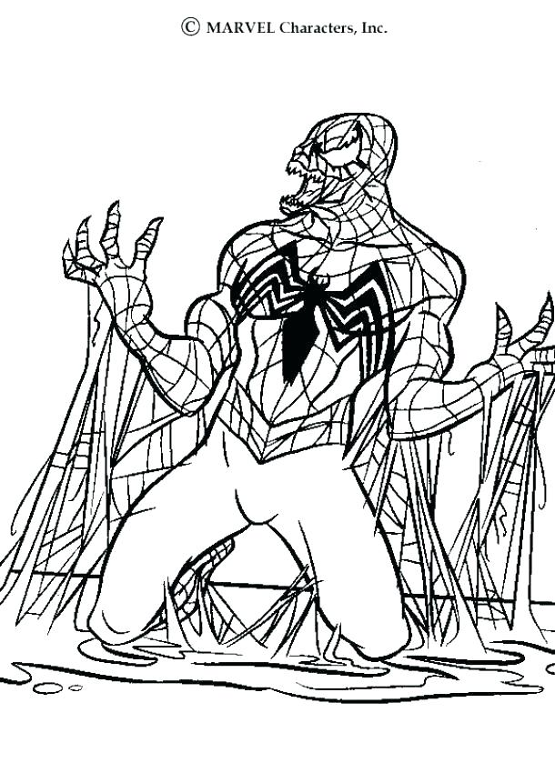 610x850 Free Spiderman Coloring Pages Coloring Pages Online Coloring Pages