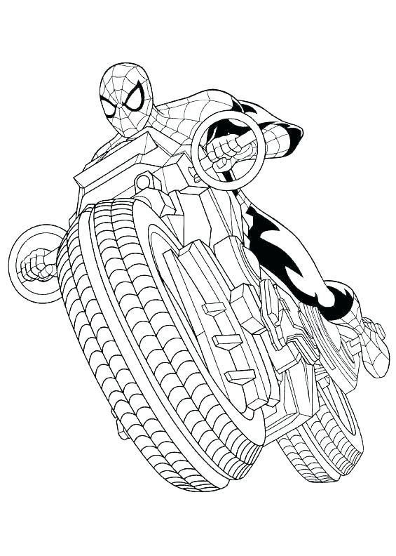 565x792 Spider Man Homecoming Coloring Pages Or Spider Man Color Pages