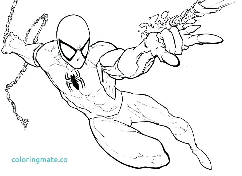 841x613 Coloring Pages Spiderman Coloring Pages Spiderman Homecoming