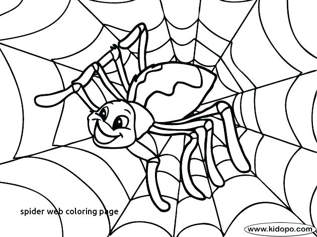 630x470 Web Coloring Pages Spider Web Color Spider Man Web Warriors Color