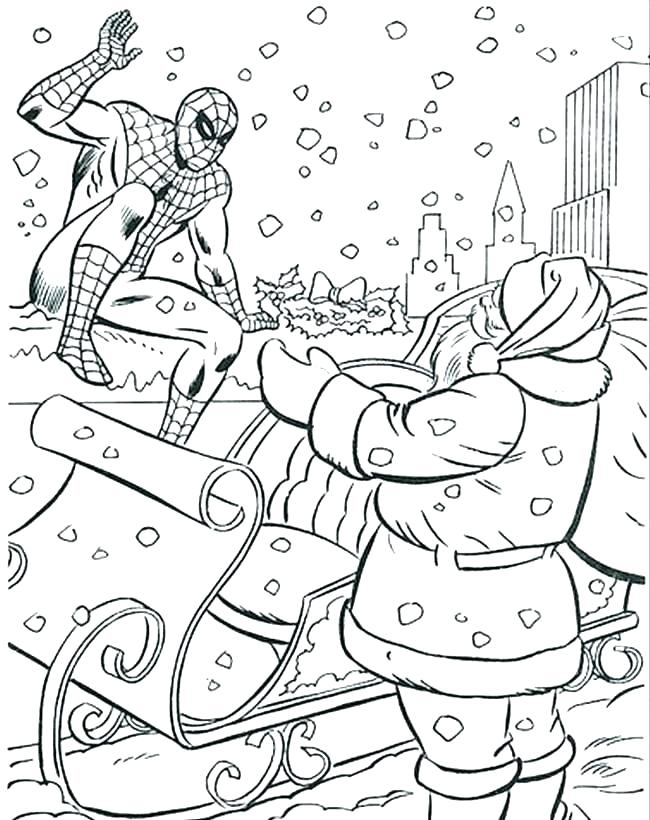 650x820 Spiderman Coloring Pages Online Coloring Pages Coloring Spiderman