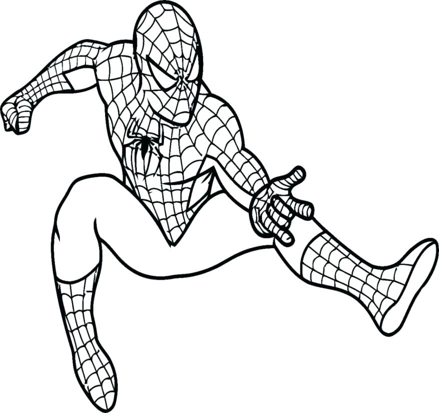 878x827 Spiderman Mask Coloring Page Coloring Pages Mask Pictures