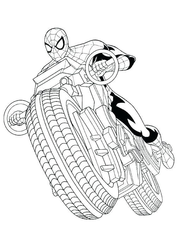 Spiderman Coloring Pages Games at GetDrawings.com | Free for ...