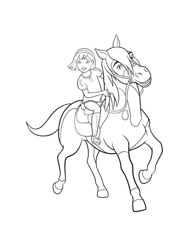 600x776 Spirit Stallion Of The Cimarron Coloring Pages Boomerang Spirit