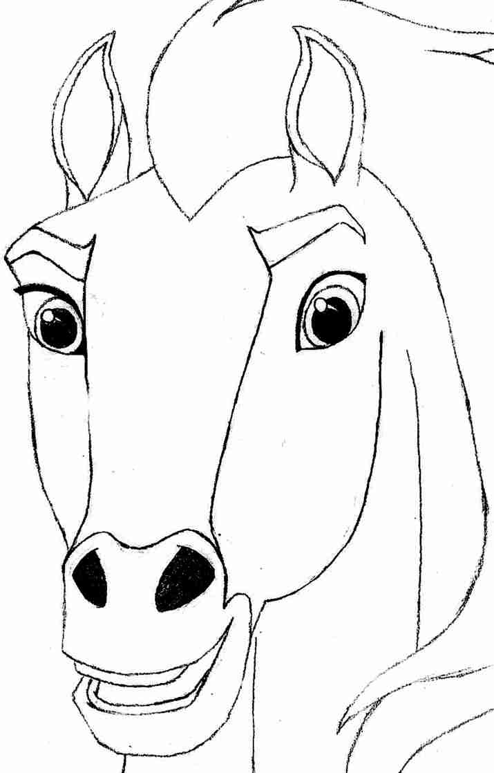 715x1118 Spirit Coloring Pages