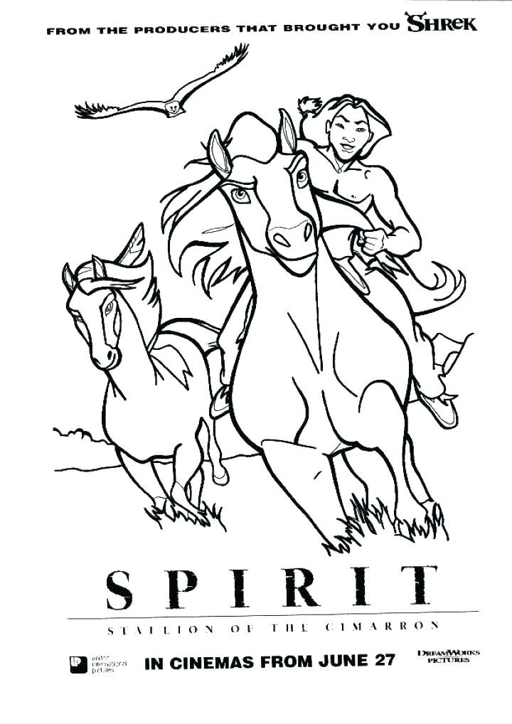 720x1018 Spirit Horse Coloring Pages Stallion Coloring Pages Coloring Page