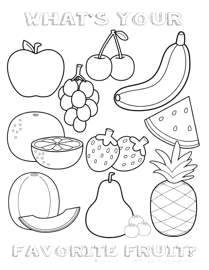 728x942 Spirit Coloring Pages Fruit The Spirit Coloring Page Fruit