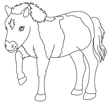 353x344 Breyer Coloring Pages Kids N Fun Com Coloring Pages Of Spirit