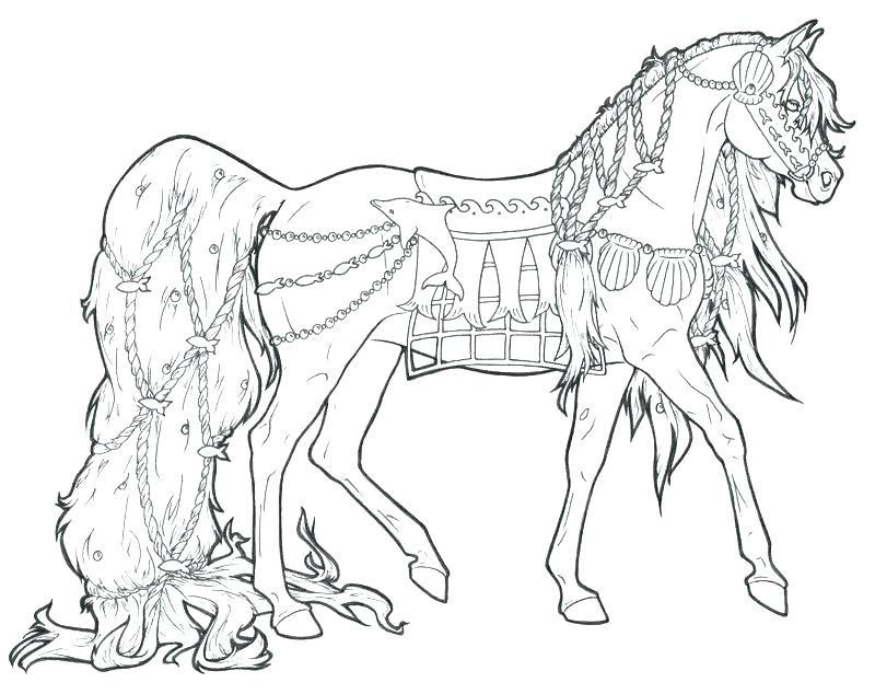 800x634 Free Coloring Pages Horses Spirit Horse Coloring Pages Wild Horse