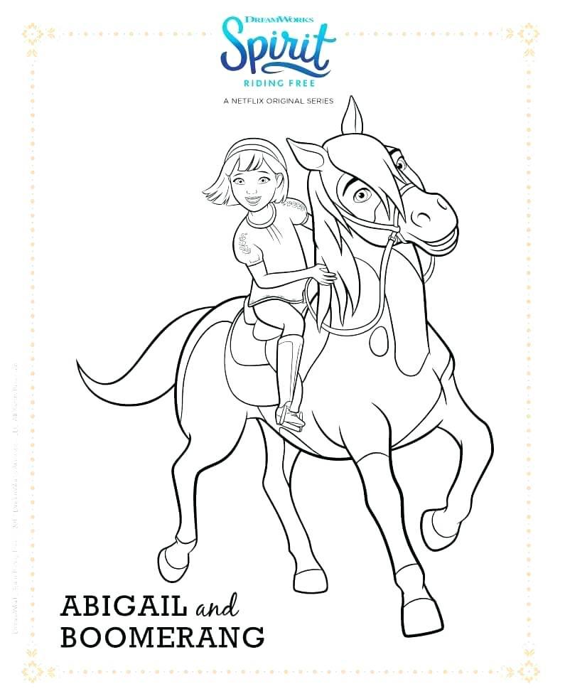 795x969 Spirit Stallion Of The Cimarron Coloring Pages Cartoons Spirit