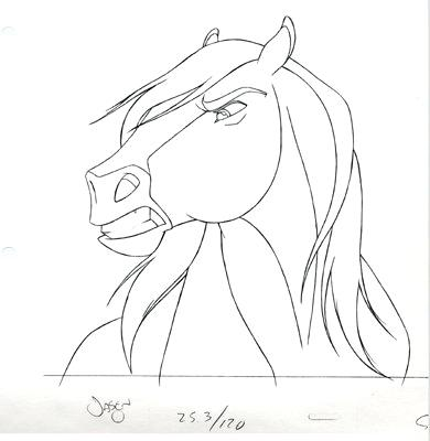 390x400 Spirit Stallion Of The Cimarron Coloring Pages Nun N U U