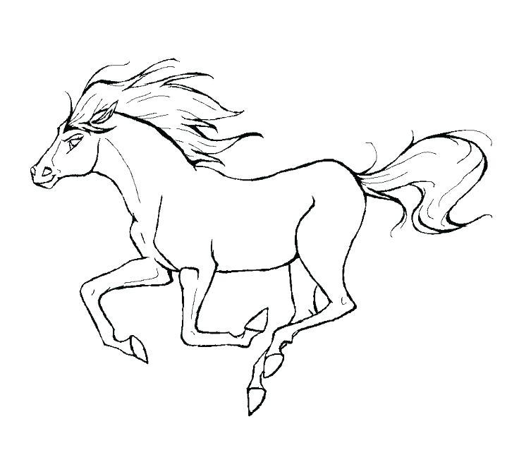 736x638 Spirit Stallion Of The Cimarron Coloring Pages Simple Spirit