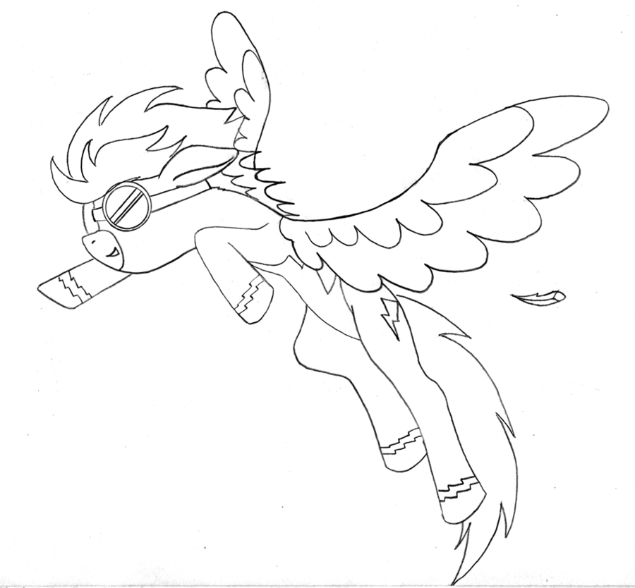 Spitfire Coloring Pages