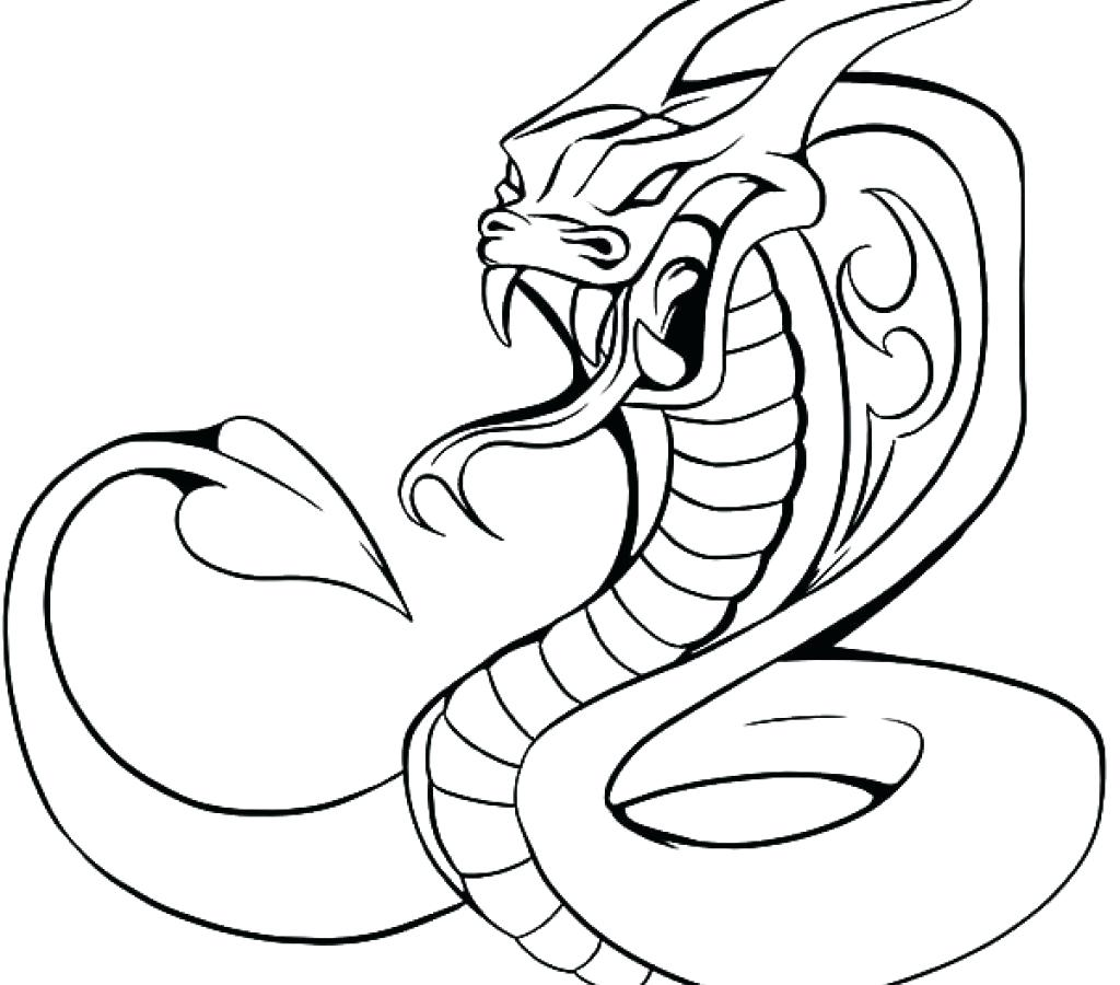 1024x900 Coloring Page King Tut Coloring Page Cobra Print Color Free